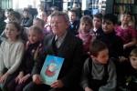 Встреча детей с Новокузнецким поэтом.