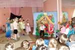 Театрализованная постановка русской народной сказки
